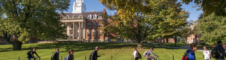 Storrs Campus, Wilbur Cross
