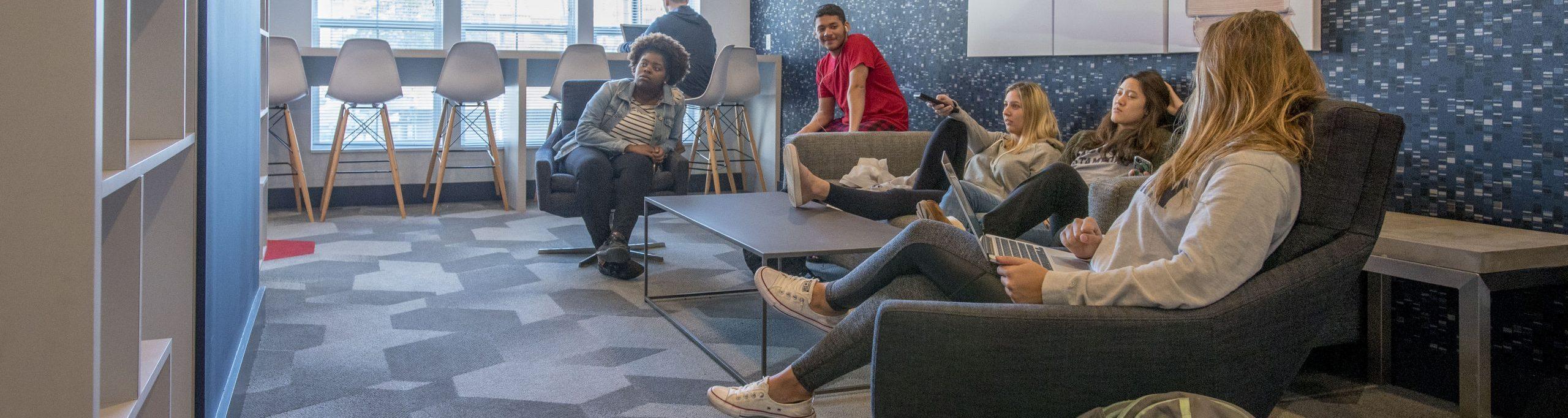 stamford housing lounge
